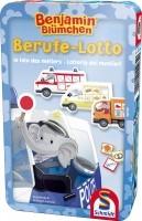 Berufe-Lotto mit Benjamin Blümchen