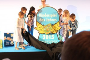 """Das """"Kinderspiel des Jahres 2015"""" ist gekürt!"""
