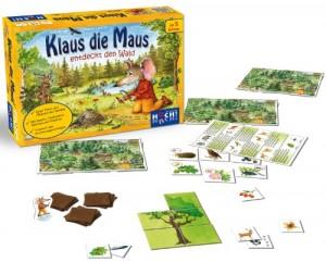 Klaus die Maus, 2