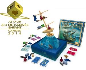 Ausgezeichnet in Frankreich: Riff Raff (Zoch Verlag)